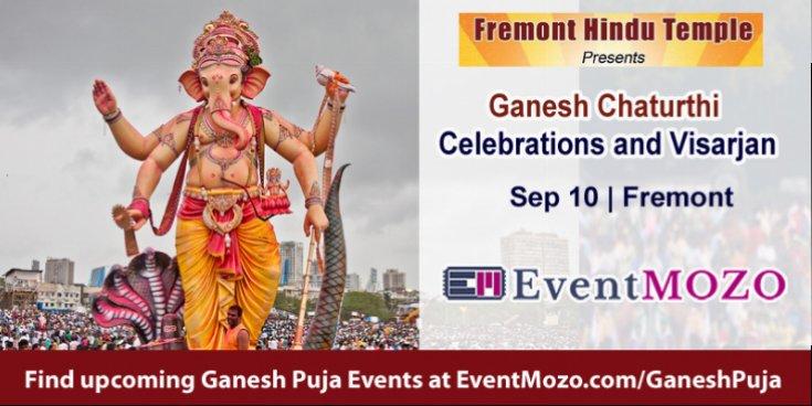 Ganesh Visarjan Bay Area | Ganesh Maha Utsav Bay Area