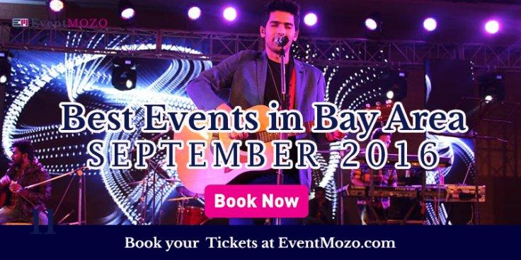 Best Indian Desi Events in Bay Area in  September 2016