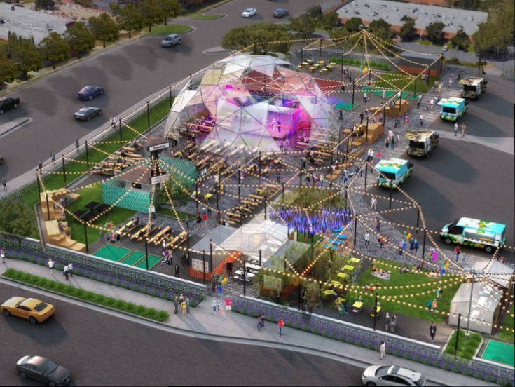 Town Fair Plaza officially opens on June 2, 2018