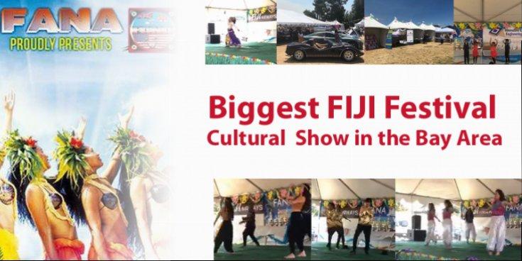 Biggest FIJI Festival Cultural Show in the Bay Area