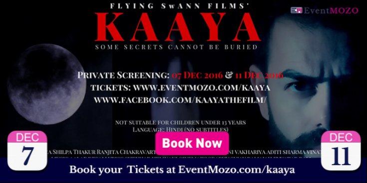 Kaaya - Private Film Screenings